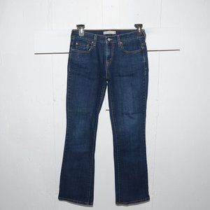 Levi's 515 boot womens jeans size 6 M 2178